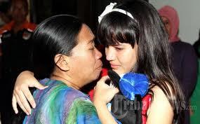 Ruvita Sari Siahaan akhirnya pulang ke Jakarta