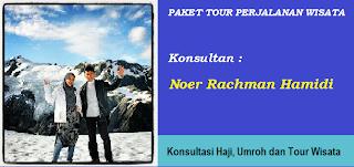 Paket Tour Perjalanan Wisata