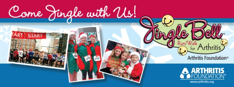 Seattle Jingle Bell Run/Walk Blog
