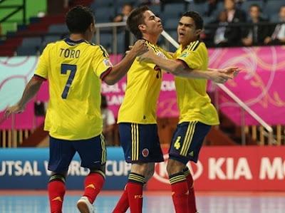 ¡Colombia clasificó a las semifinales del Mundial!