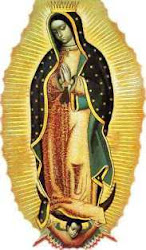 Salve Nossa Senhora de Guadalupe