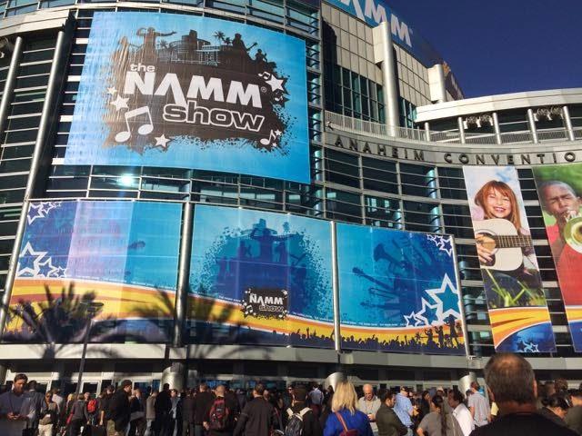 Winter NAMM 2015 image