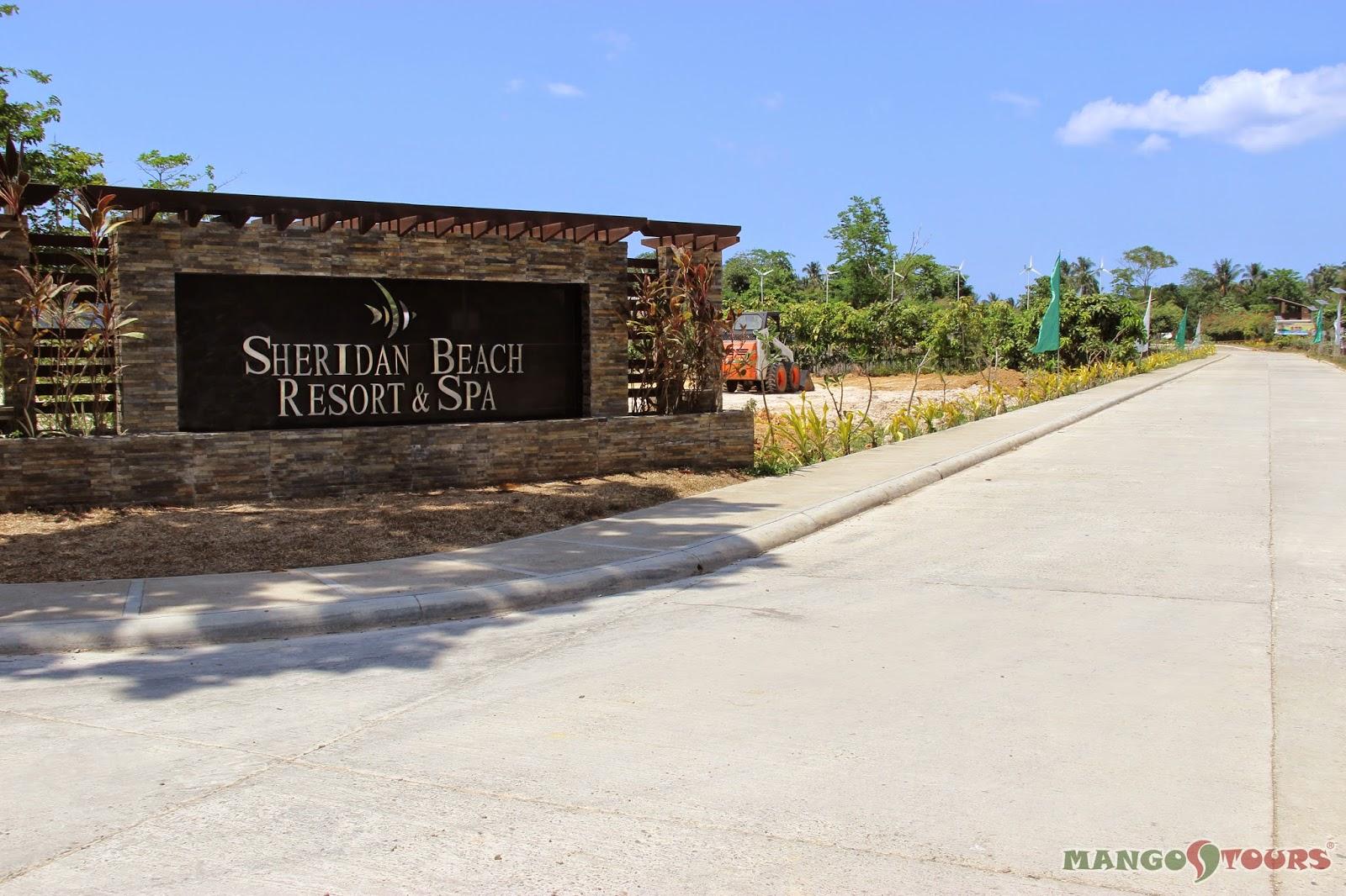 Mango Tours Sheridan Beach Resort and Spa Puerto Princesa Palawan Philippines