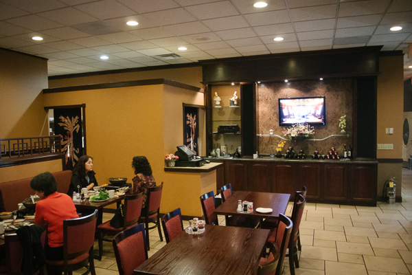 A review of Korean BBQ at Seoul Garden in Nashville Tennessee