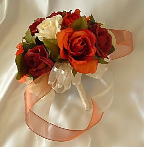 Silk Wedding Flowers Pictures