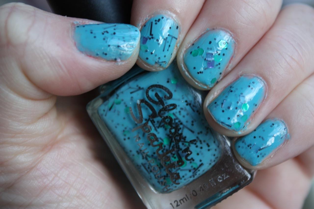 Unicorn Sparkles Nail Polish - Creative Touch