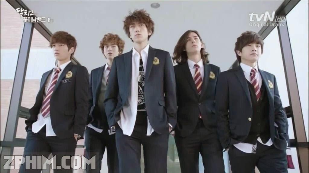 Ảnh trong phim Ban Nhạc Mỹ Nam - Shut Up: Flower Boy Band 2