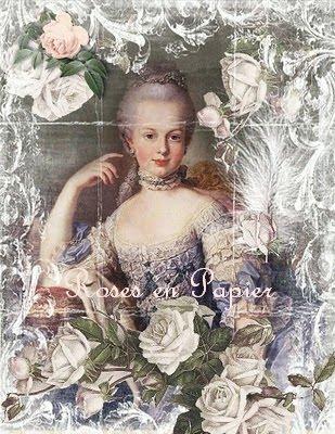Roses en Papier le 28 mai 2011 à Paris