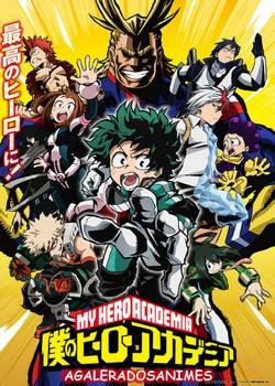 Boku no Hero Academia episódios online