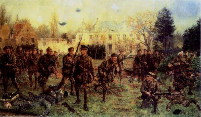 18 de octubre de 1914: