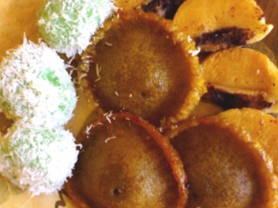 Resep jajan – kue cucur