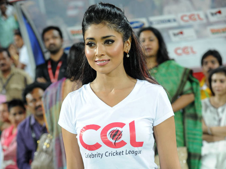 Shriya Saran Stills from CCL
