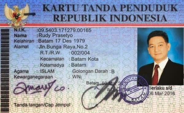 Rudy Prasetyo BATAM Penipu