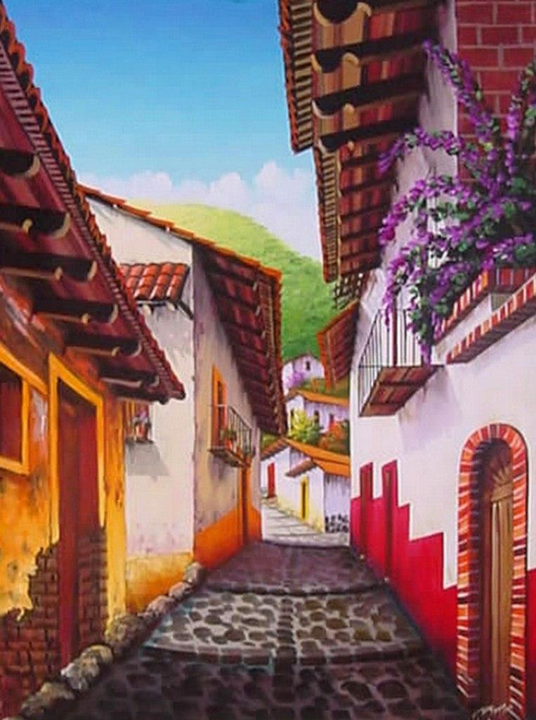 Cuadros modernos pinturas y dibujos cuadros pinturas de - Cuadros de pintura ...