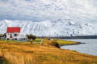La isla de Hrísey