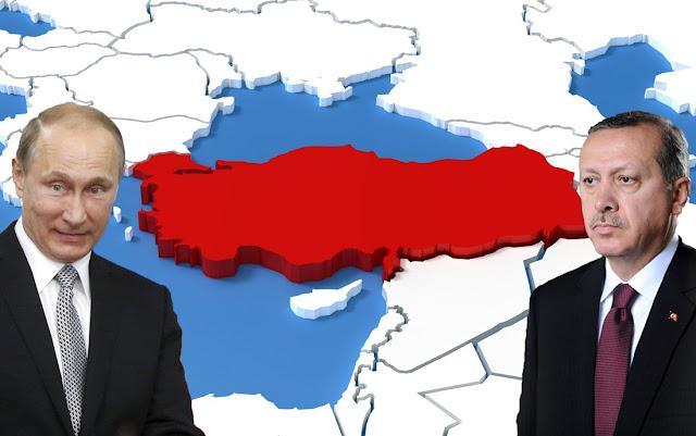 Η Ρωσία θα βοηθήσει τον Ερντογάν στην κατασκευή πυρηνικού εργοστασίου σε σεισμογενή παραλιακή περιοχή