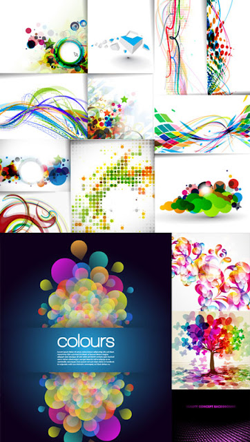 Abstract Backgrounds 16