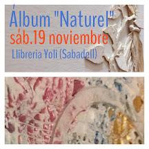 """Librería Yoli:                               Album """"Naturel"""""""