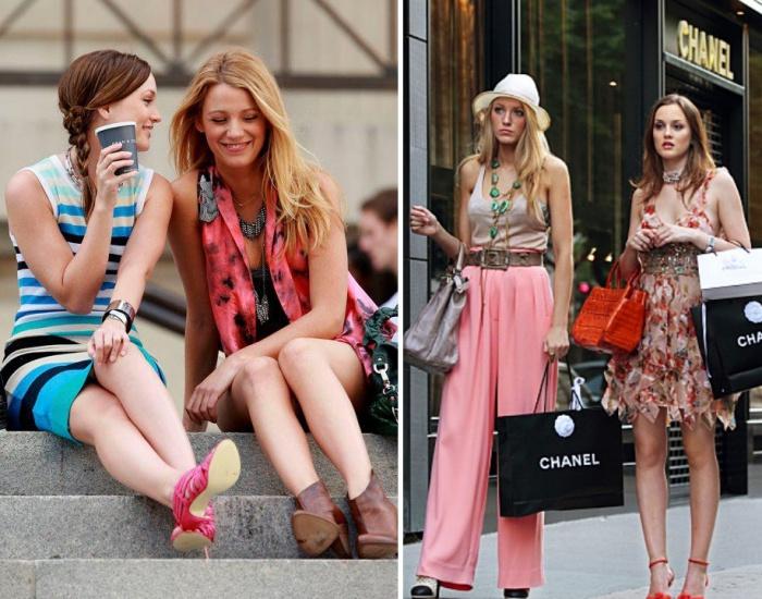 City Talk: Dress like Gossip Girl