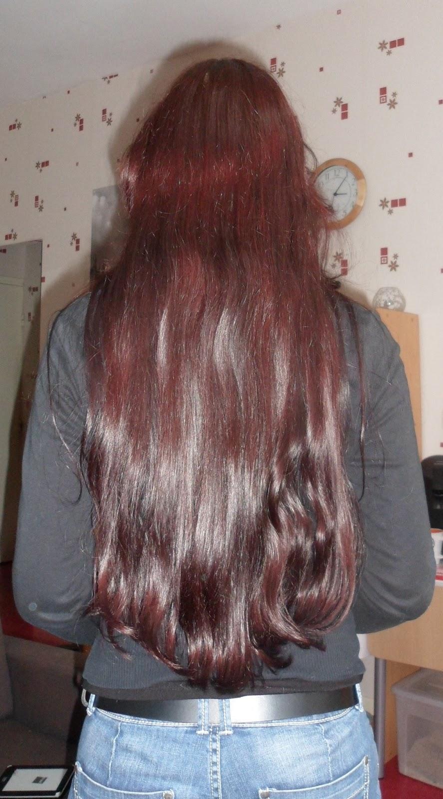 Pousse cheveux maroc