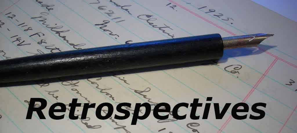 How to write a retrospective