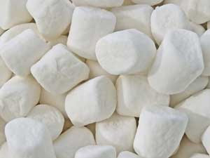Decorating with Marshmallows