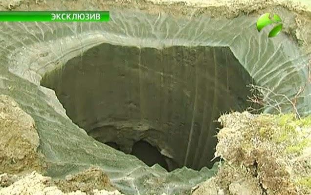 Cráter de Siberia