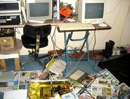 خطورة الكمبيوتر اجزاء الجسم