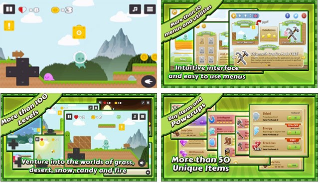 Wondy World - Juego para Android y iOS programasparacelulares.com