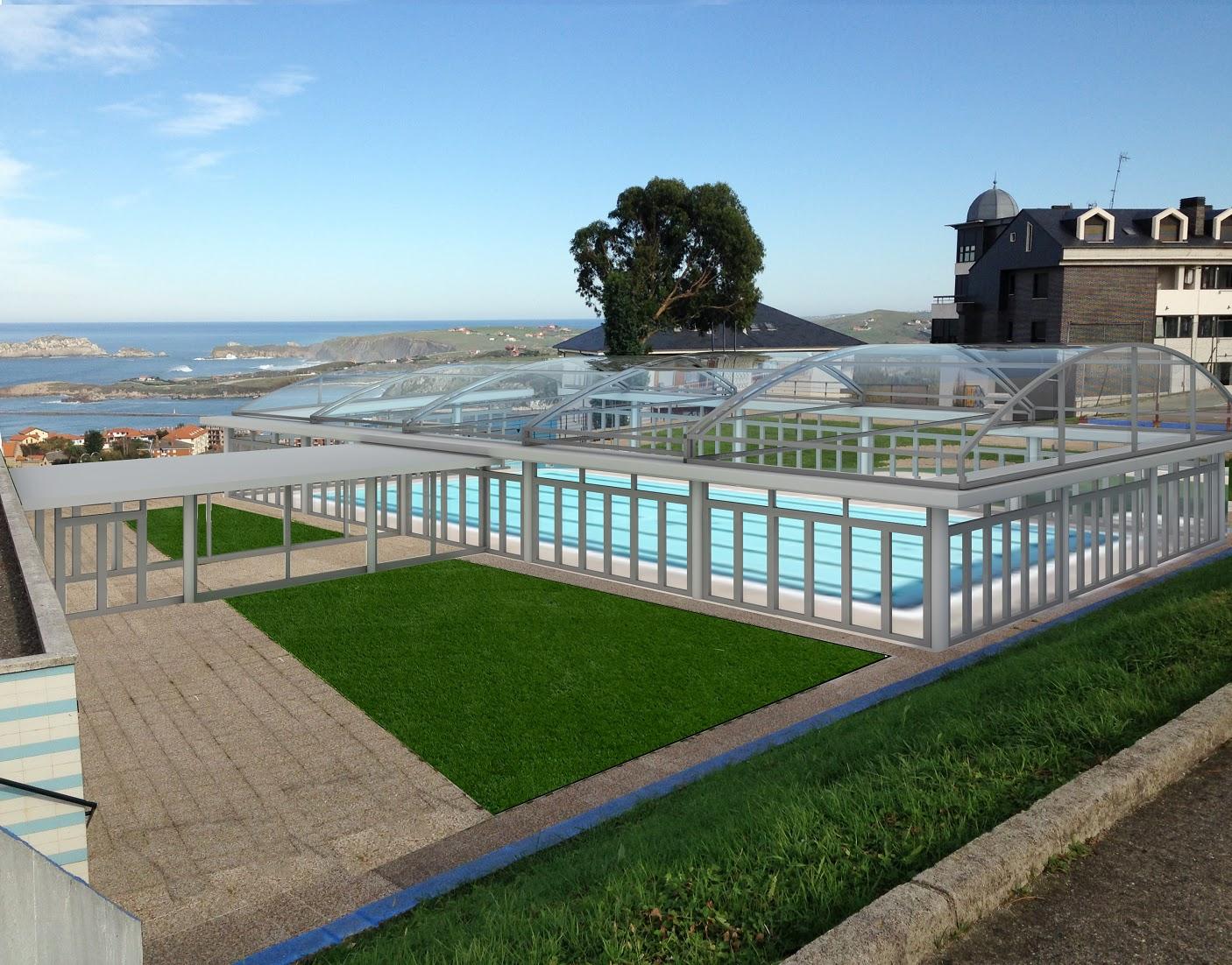 Torrelavega cruce de caminos suances el ayuntamiento for Climatizar piscina