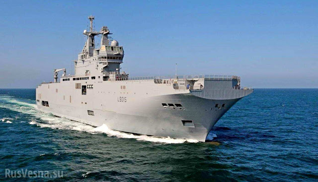 French Catastrophe: `Mistral` & `Rafale` Contract Scandals
