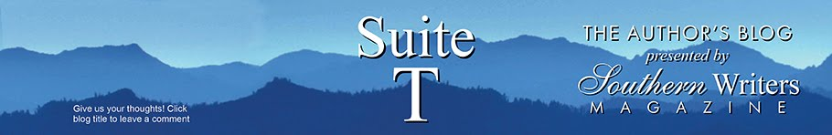 Suite T- The Author's Blog