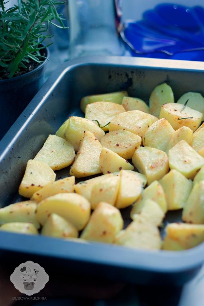 ziemniaki z piekarnika, pieczone ziemniaki przepis, przepis na pieczone ziemniaki