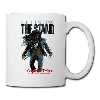 Stephen King The Stand Coffee Mug, Stephen King Coffee mug