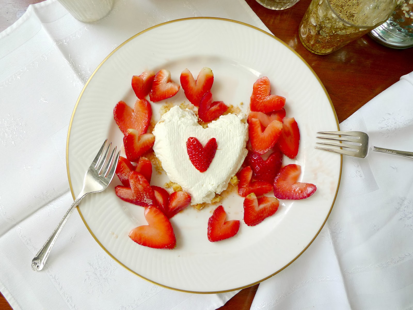 Intelliblog: FOOD FRIDAY - CREAMY HEARTS