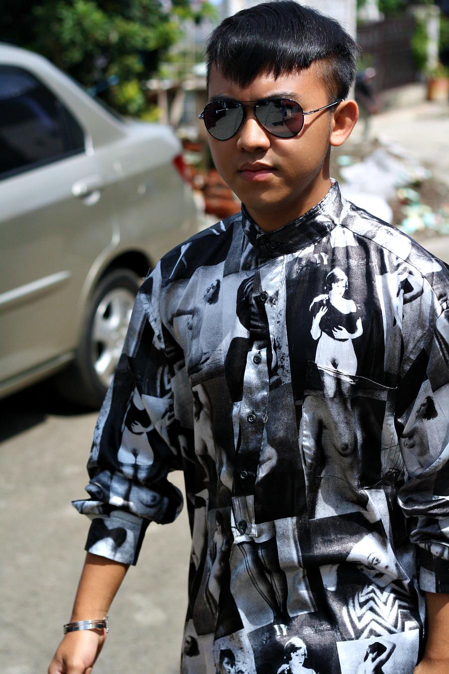 MEN'S FASHION BLOGGER INDONESIA