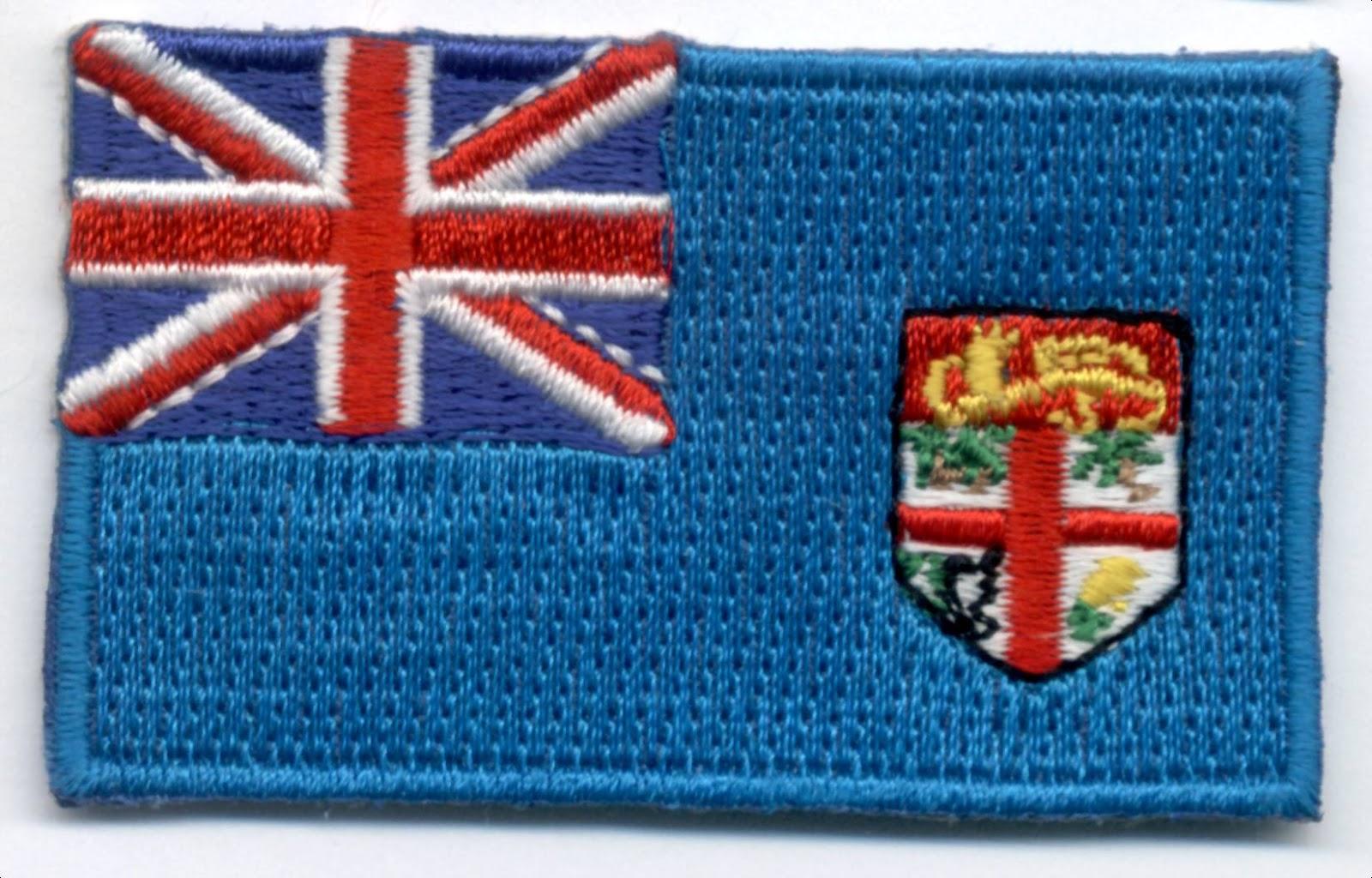 Flag Of Fiji Fijian Flags