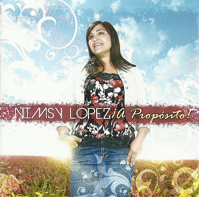 Nimsy Lopez – A Proposito (2011) Front