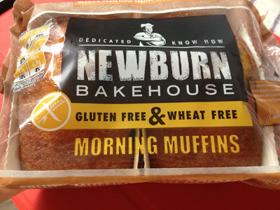 newburn bakehouse morning muffins