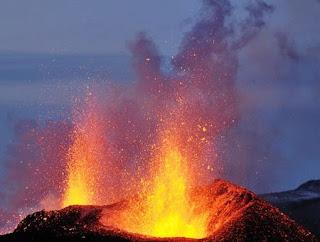 fotos vulcão