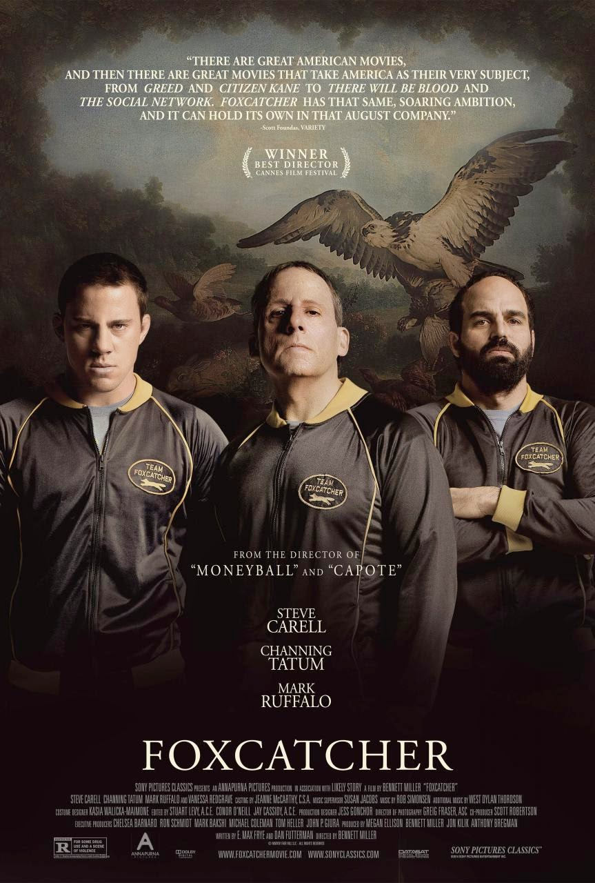 Watch Foxcatcher Movie Online