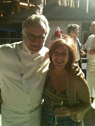 Chef Alain Ducasse