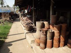 Ko Kret Pottery