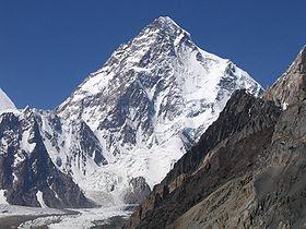 قله ی مرگ،K2