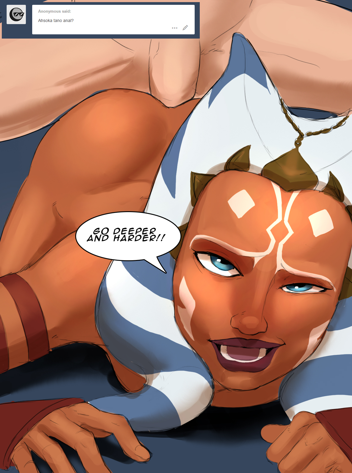 hentai star wars