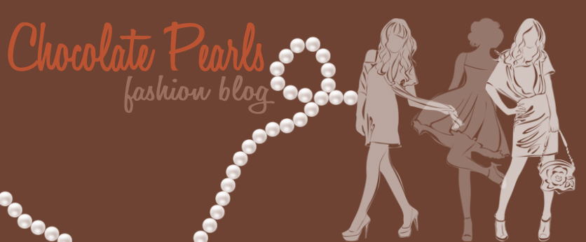Chocolate Pearls - Fashion Blog