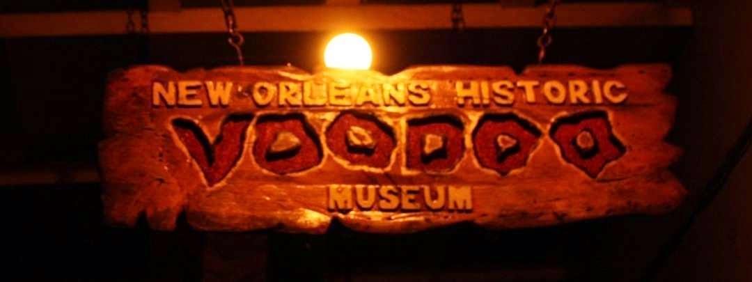 Voodoo, Nova Orleans