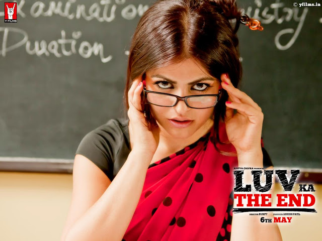 Shenaz Treasurywala in Luv Ka The End