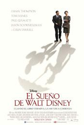 Estreno de película El Sueño de Walt Disney Saving Mr. Banks