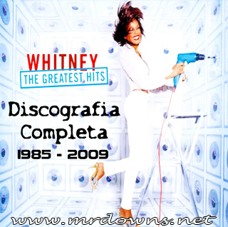 BOLEROS+EM+INGL%C3%8AS+frente Whitney Houston Completa (1985 – 2009)